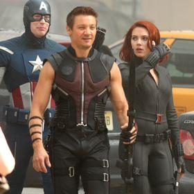Scarlett Johansson's 'Avengers' Diet Helped Her Fit Into Black Widow Costume