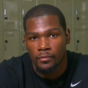 Kevin Durant, Oklahoma City Thunder MVP, Sidelined For 6-8 Weeks By Jones Fracture