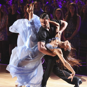 'Dancing With The Stars' Recap: Meryl Davis Leads The Pack; No One Is Sent Home
