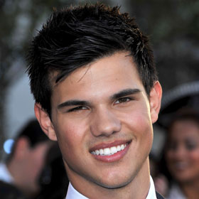 Taylor Lautner Falsely Outed On Fake Magazine Cover