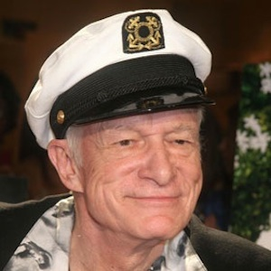 Hugh Hefner Celebrates 88th Birthday With 'Casablanca' Party At Playboy Mansion