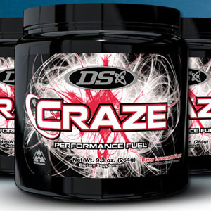 Craze, Pre-workout Supplement, Reportedly Contains Meth-Like Substance