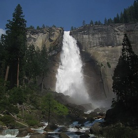Aleh Kalman, Sacramento Teen, Goes Over Falls At Yosemite