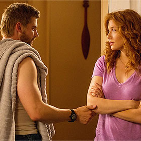 'Under the Dome' Recap: Chester's Mill Goes Crazy, Rose Is Murdered, Julia And Barbie Kiss