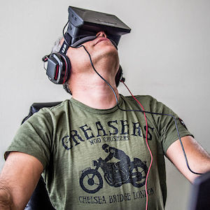 Facebook Buys Oculus Rift Virtual Reality Company For $2 Billion