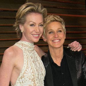 Portia De Rossi Surprises Wife Ellen DeGeneres With Skywriting For Six-Year Anniversary, Fights Breakup Rumors