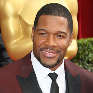 Michael Strahan To Strip In 'Magic Mike XXL'