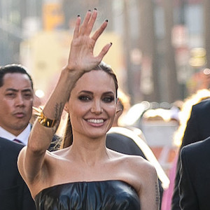 Angelina Jolie Opens Up About Marriage To Brad Pitt, Political Aspirations