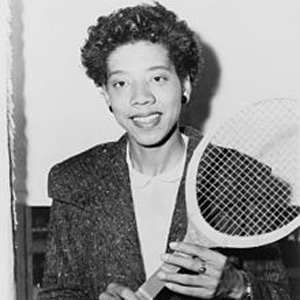 Althea Gibson Receives A Google Doddle On Her Birthday