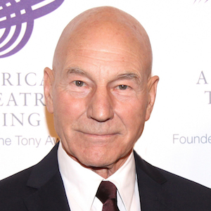 Patrick Stewart Is Not Gay, Despite Report That Suggested The Actor Was Out