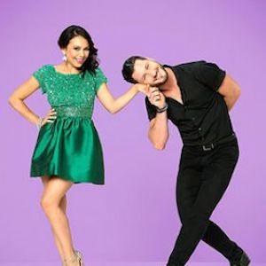 'Dancing With The Stars' Recap: Janel Parish & Val Chmerkovskiy Top Leaderboard; Michael Waltrip Exits