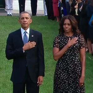 President Obama Delivers 9/11 Speech, Celebrities Pay Tribute On Twitter