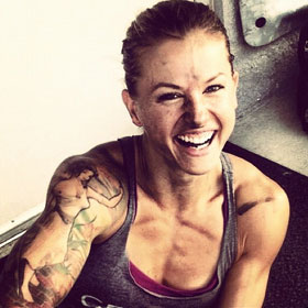 Christmas Abbott, CrossFit Trainer, Becomes First Female Working Full-Time In NASCAR Pit Crew