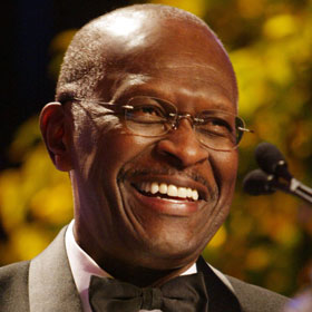 FUNNY: Herman Cain Blanks On Libya, Twitter Reacts