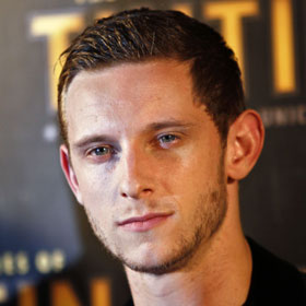 Jamie Bell Preps For 'Tintin' Adventure