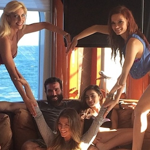 Dan Bilzerian Instagrams Biggest Playboy Reportedly Throws Janice Griffith Off Roof
