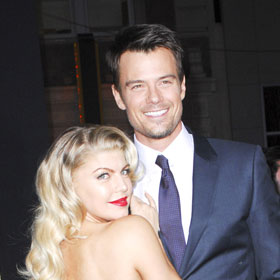 Fergie And Josh Duhamel Welcome Baby Boy