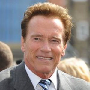 Arnold Schwarzenegger Governor's Portrait Retouched To Hide Ex Maria Shriver