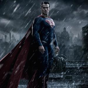 'Batman V Superman: Dawn Of Justice' Poster: First Look Of Henry Cavill In 'Man Of Steel' Sequel