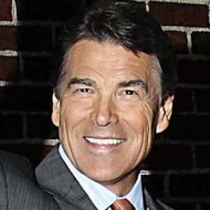 Rick Perry Compares Homosexuality To Alcoholism: 'You Have The Ability To Not Do That'
