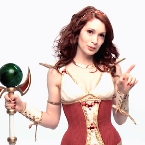 Felicia Day Speaks Out Against #GamerGate
