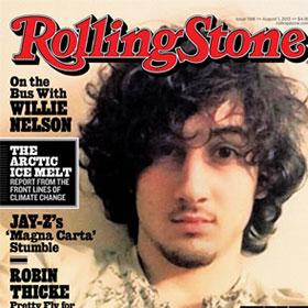 Dzhokhar Tsarnaev 'Rolling Stone' Cover Sparks Outrage