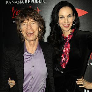 Mick Jagger Speaks Out About L'™Wren Scott's Suicide