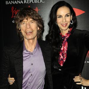 Mick Jagger Speaks Out About L'™Wren Scott's Suicide