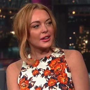 Lindsay Lohan Forgets Lines During 'Speed-The-Plow' Preview