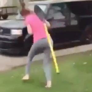 Vine Of Girl Getting Hit In The Head With A Shovel Makes Miranda Fugate Viral Sensation