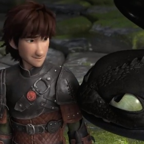 'How To Train Your Dragon 2': Hiccup And Toothless Are Back