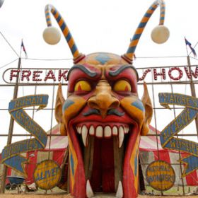 American Horror Story Freak Show Review: Clowns Get Creepier