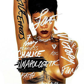 Rihanna's 'Unapologetic' Suffers From Melodic ADD