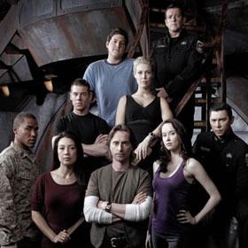 Stargate SGU: 1.0 Blu-ray DVD