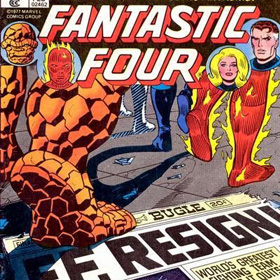 Whatever Happened To The Fantastic Four?