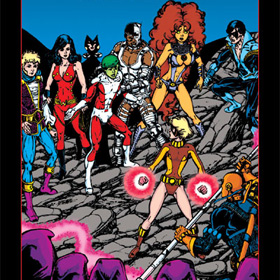 Suggestions For 'The Teen Titans' Television Series