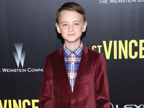 Jaeden Lieberher And Ted Melfi On 'St. Vincent,' Bill Murray